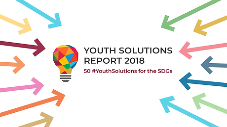 UN youth Solution report