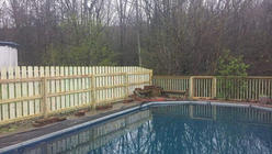 Code Compliant Pool Fence