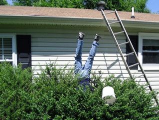 Why spend more on a professional contractor when that handy guy down the street can do the job cheap