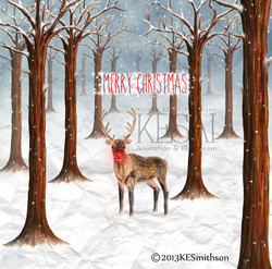 Rudolph - Merry Christmas