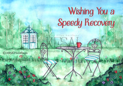 Speedy Recovery Card
