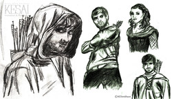 Robin Hood Sketch