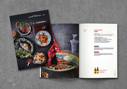 Chiese Cuisine Book