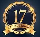 17th-anniversary-celebration-badge-label