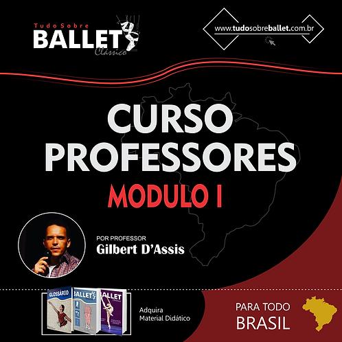 Professores de Ballet - Módulo I - Caruaru