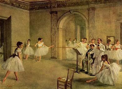 Imagem: Edgar Germain Hilaire Degas