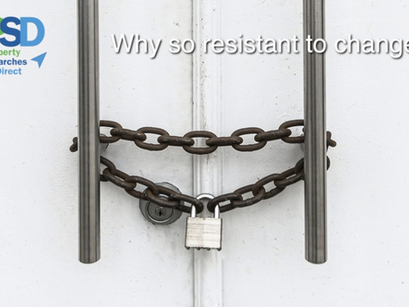 Why so resistant to change?