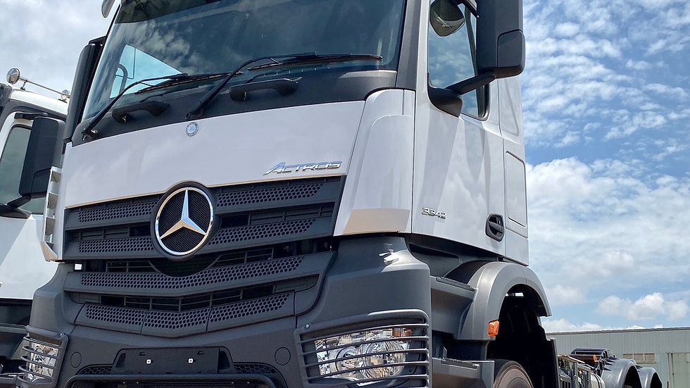 Mercedes-Benz Actros Heavy Duty Truck