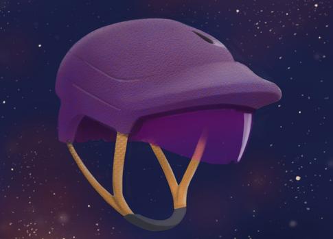 2018 - Space Helmet