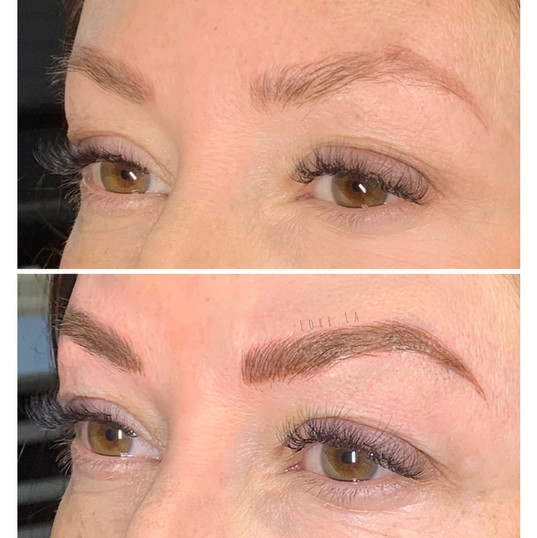 yearly combo brow