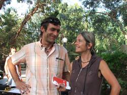 Gilles et Marjorie