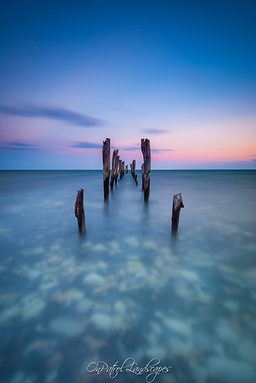 """Kingscote Jetty"""