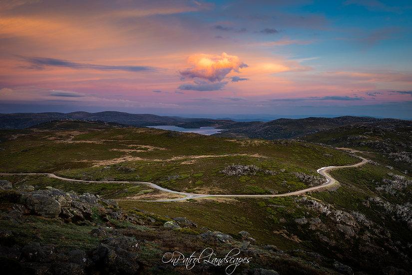"""""""Mount McKay Sunset"""""""
