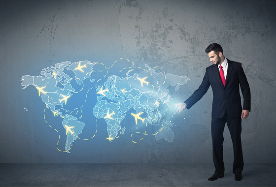 Travel management in the new world
