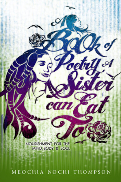A Book of Poetry a Sister Can Eat To