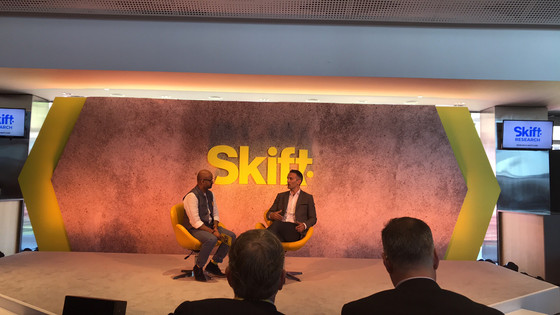 Skift travel tech in Silicon Valley