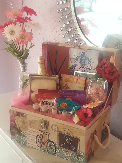 Mother's Day Treasure Chest