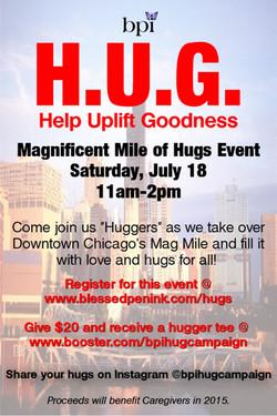 BPI HUG Event Flyer