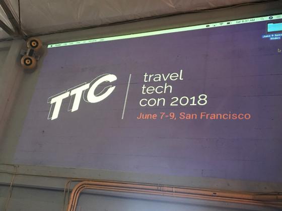 Travel Tech Con 2018 in San Fran