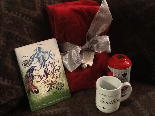 """Relax & Read"" Comfy Gift Set"
