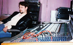Engineer, Producer and Owner Tim Carlin