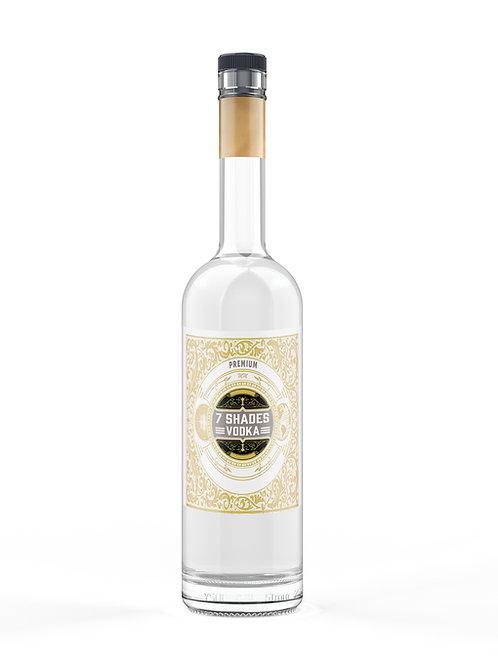 7 Shades Vodka Prohibition Edition (750mL)