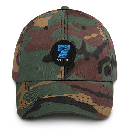 Big 7 Dad hat