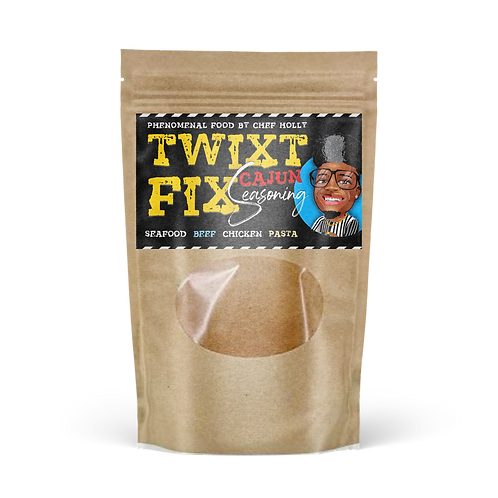 Twixt Fix Seasoning - Cajun Recipe (14 oz)