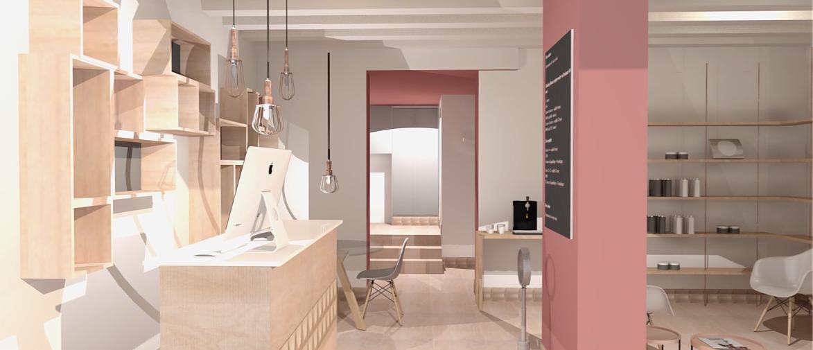 Architecte intérieur spa