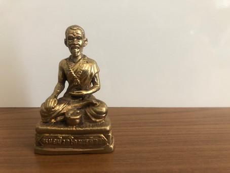 Wai Khru, o mantra da thai massagem