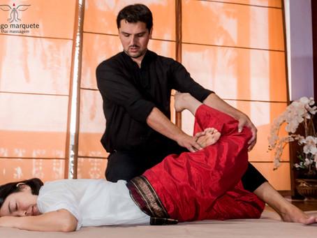 ::Thai Massagem, origem, história e benefícios