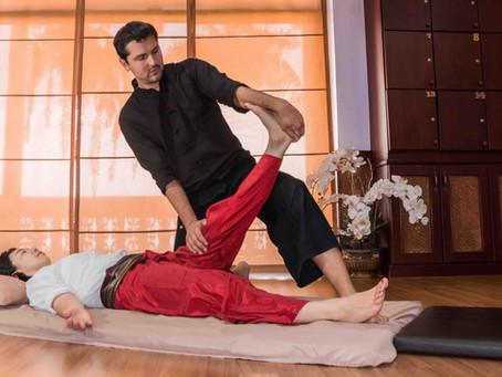::Nuad Thai, a massagem thai e as dores lombares