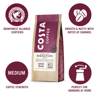 Generic Key Feature Images for Costa Coffee