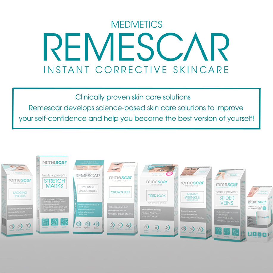 Tailored A+ Content for Remescar Eyecare Products