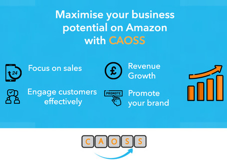 Maximise Your Business Potential on Amazon with CAOSS
