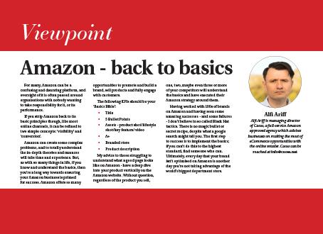 Amazon - Back to Basics