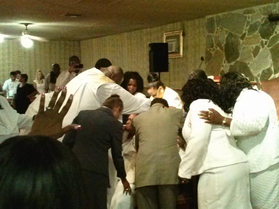 P.R.E.S.S. Prophetic Training