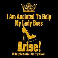 anointed lady boss tee.jpg