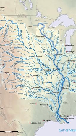 Un projet de loi pour protéger le fleuve Mississippi fait des vagues