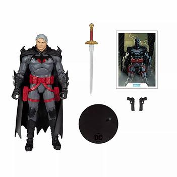 Flashpoint Batman (unmasked)