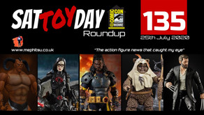 SatTOYday Roundup : Issue 135 SDCC Week Special, Part 1