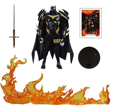 Azrael Batman Armour (vs Batman)