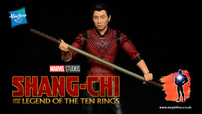 Review : Marvel Legends Shang-Chi, The Legend of the Ten Rings