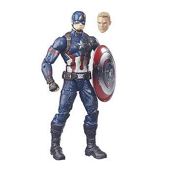 Captain America, Battle Damage