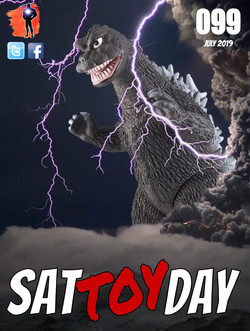 099 Action Figure Sat-TOY-day News, July