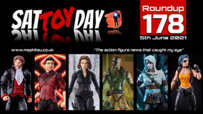 SatTOYday Action Figure News Roundup : Issue 178