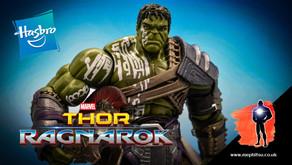 Review : Marvel Legends Gladiator Hulk (BAF), Thor : Ragnarok