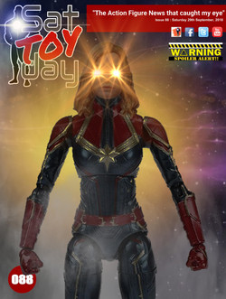 088 Action Figure Sat-TOY-day News, 29th