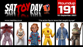 SatTOYday Action Figure News Roundup : Issue 191