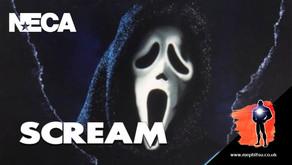 NECA Ultimate Ghostface from Scream!